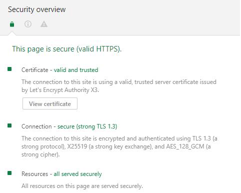Nginx 启用 TLS 1.3(Draft 23 & 26 & 28)-综合问题-虎跃云