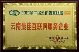云南最佳互联网服务企业