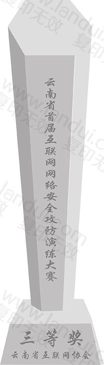 第一届云南省互联网攻防大赛三等奖